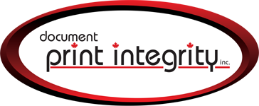 Document Print Integrity Logo