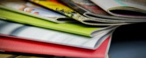Binding, Magazines